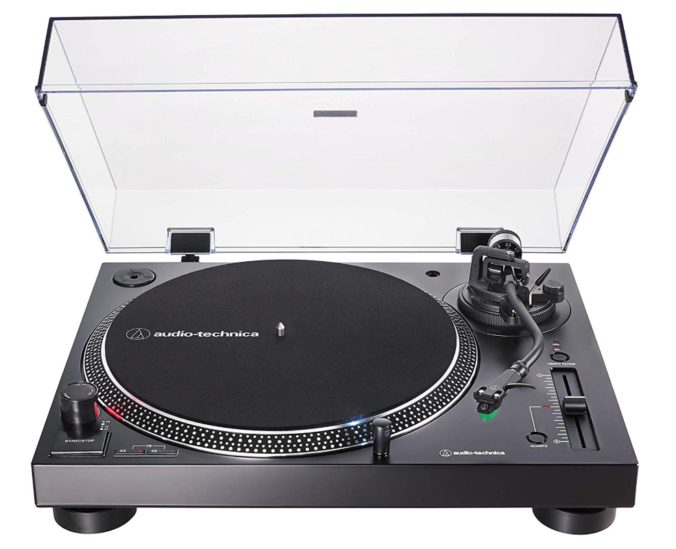 this picture shows the AT-LP120 model