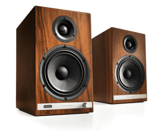 Audioengine HD6 bookshelf speaker set