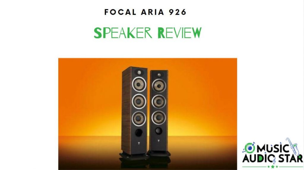 Focal Aria 926 Review
