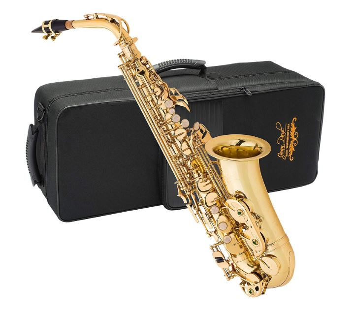 Jean Paul AS-400 Student Alto Saxophone