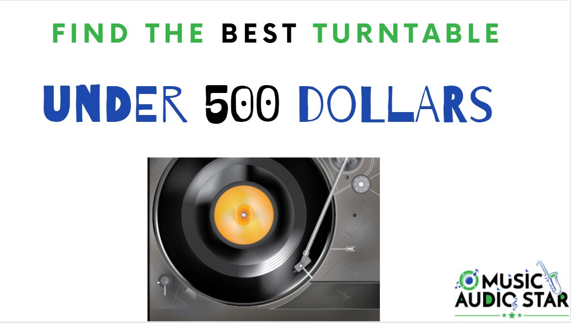 this is our cover image for the top record players on a budget