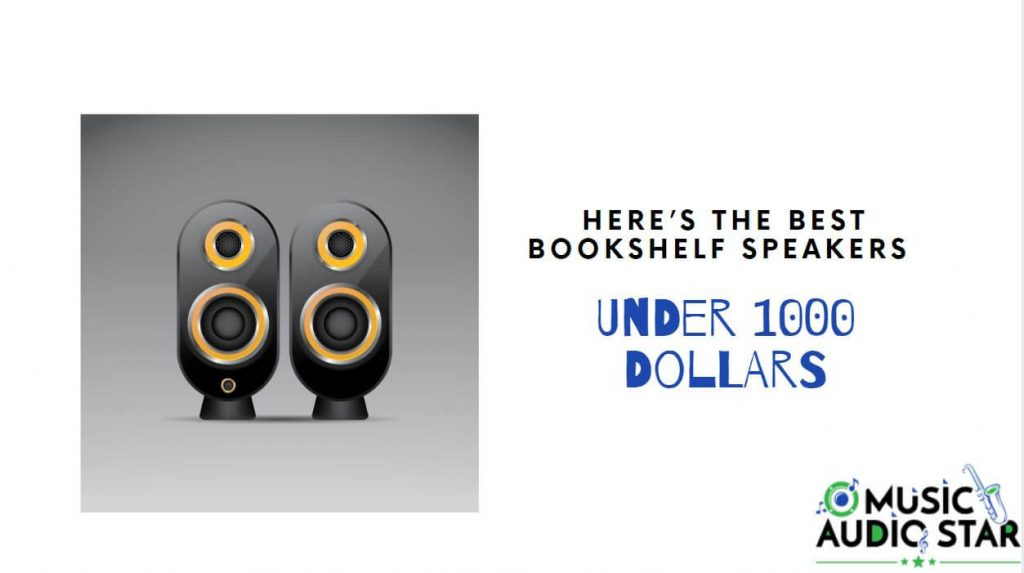 this is our featured image on the best bookshelf speakers under $1000