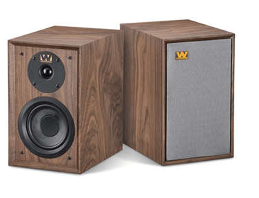 bookshelf speakers - wharfedale denton 80th