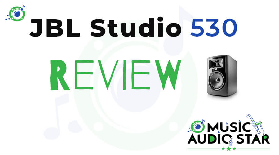 JBL Studio 530 review featured image