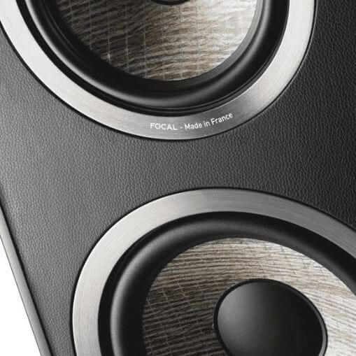 image of the focal aria 948 front panel