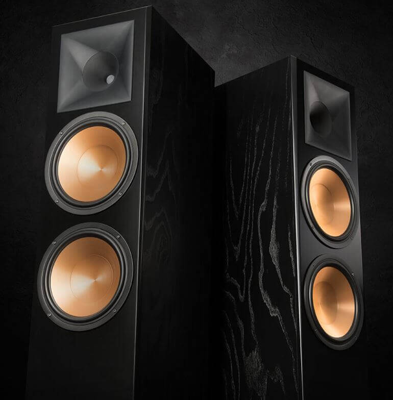 image of set of klipsch rf-7 iii speakers