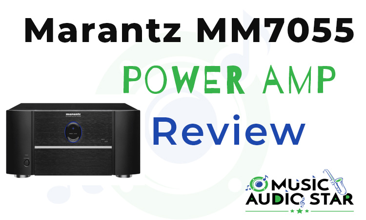marantz mm7055 review